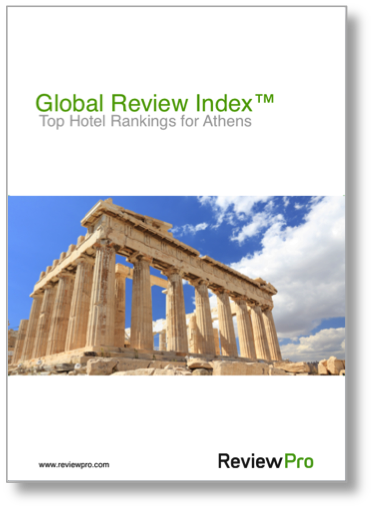 Athens Top Hotels Ranking