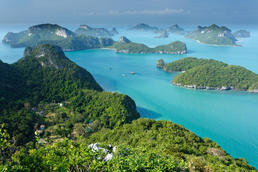The global review index top hotel rankings for ko samui for Table 99 koh samui
