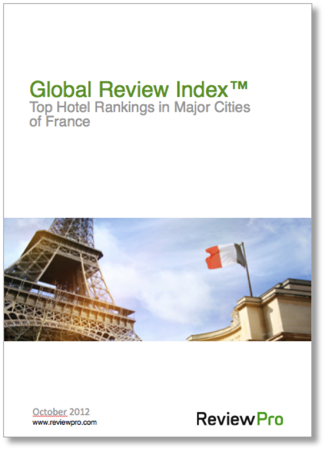 France Top Hotels Report Preview