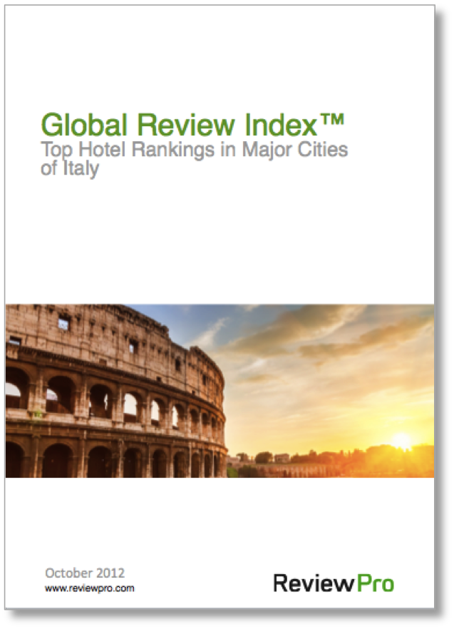 Italy Top Hotels Report Preview