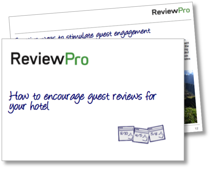 Download: How to Encourage Guest Reviews for your Hotel