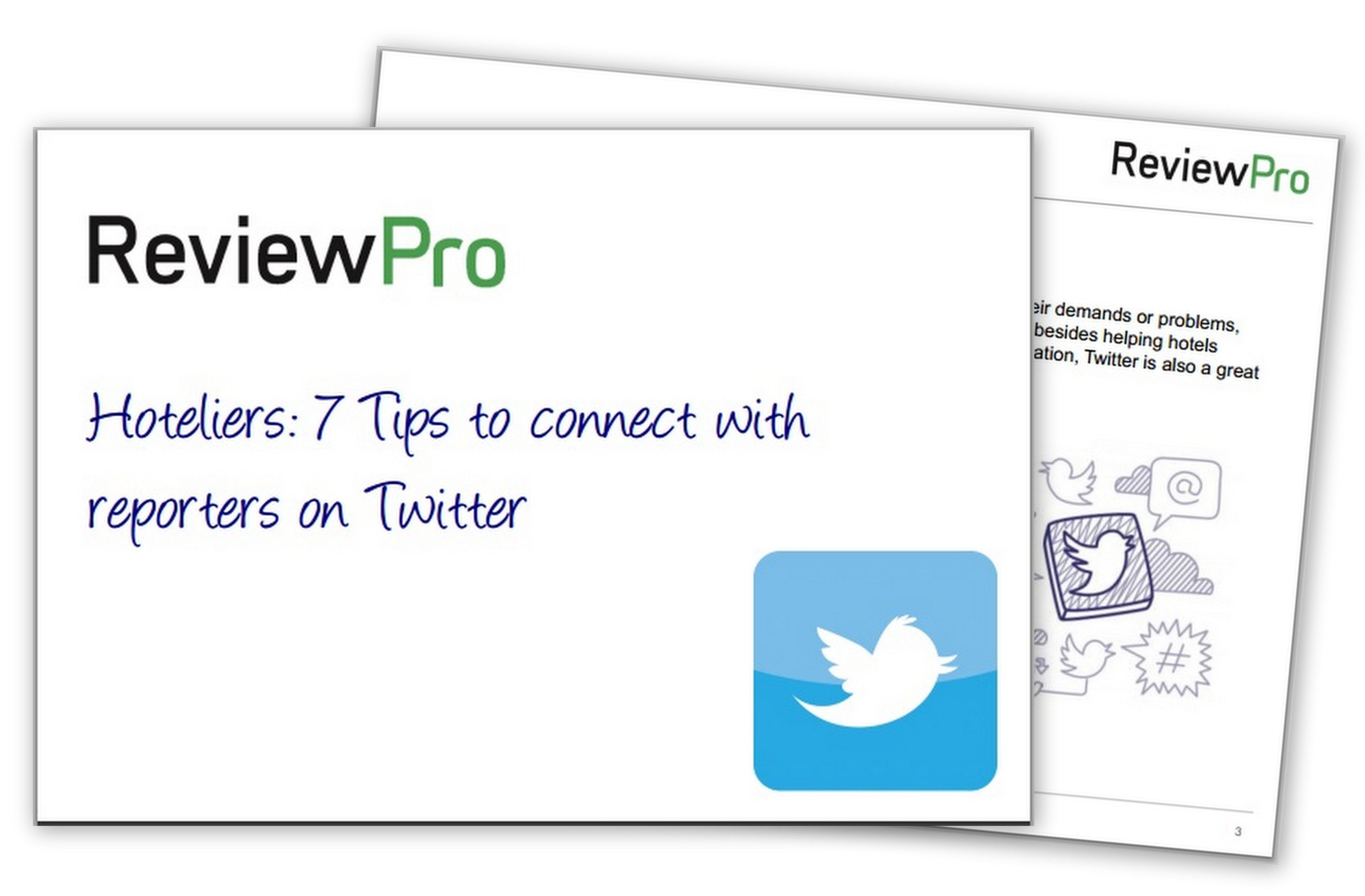 Download: 7 Tips to connect with reporters on Twitter