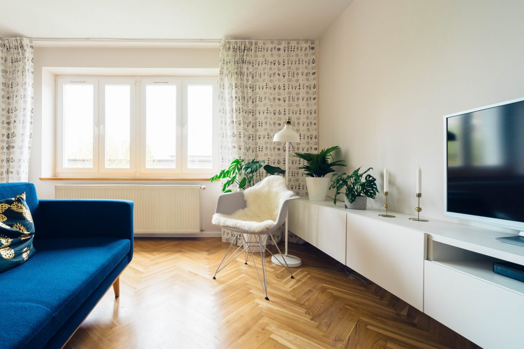 Serviced Apartment Example