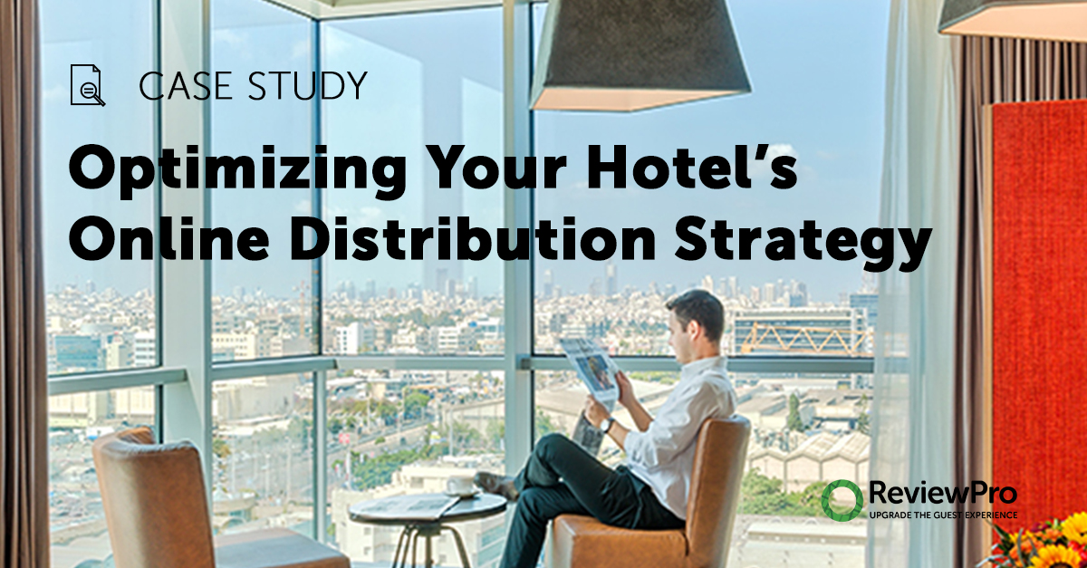 Case Study | Prima Hotels Israel