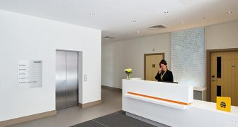 Staycity Aparthotels Reception