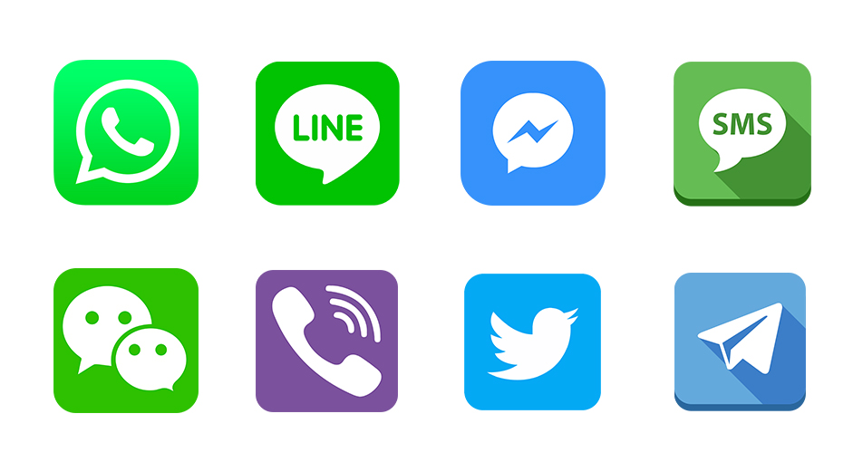 An overview of the messaging services offered by ReviewPro
